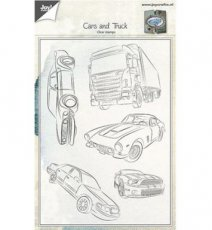 Clear stamp Joy Cars & truck