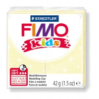 Fimo kids Parelmoer