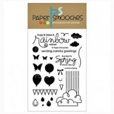 Luminous spring Clearstempel Paper Smooches