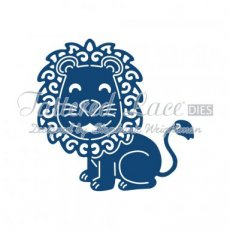 TLD-D839 tattered Lace Lion